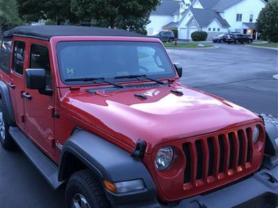 2018 Jeep Wrangler Unlimited lease in Troy,MI - Swapalease.com