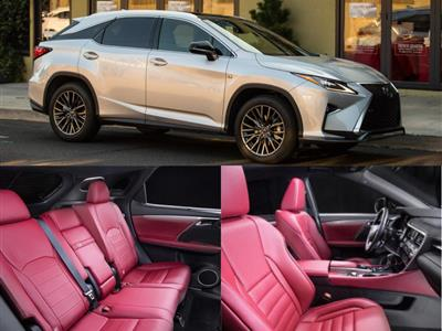 2017 Lexus RX 350 F Sport lease in Ft Lauderdale,FL - Swapalease.com