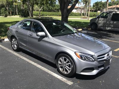 2016 Mercedes-Benz C-Class lease in Delray Beach,FL - Swapalease.com