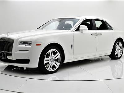 2017 Rolls-Royce Ghost lease in Sugarland,TX - Swapalease.com