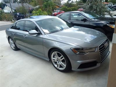 2017 Audi A6 lease in Fort Lauderdale,FL - Swapalease.com