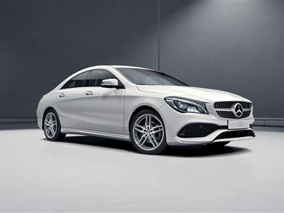 2018 Mercedes-Benz CLA Coupe lease in Amelia,OH - Swapalease.com
