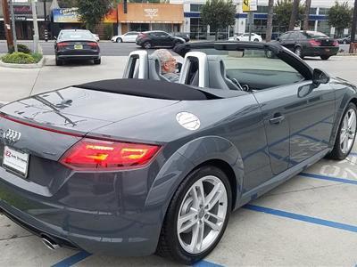2018 Audi TT Roadster lease in Encino,CA - Swapalease.com