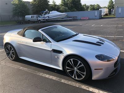 2015 Aston Martin V12 Vantage S lease in Commack,NY - Swapalease.com