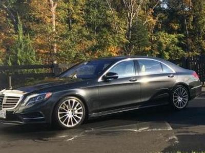 2017 Mercedes-Benz S-Class lease in Ashburn,VA - Swapalease.com