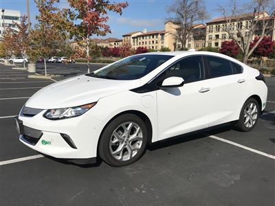 2017 Chevrolet Volt lease in Bolder,CO - Swapalease.com