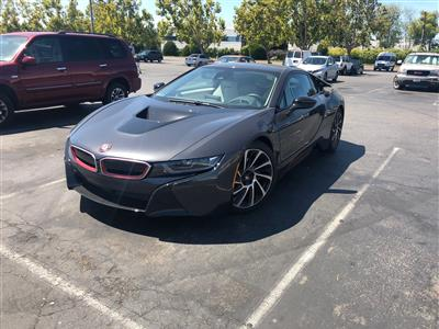 2017 BMW i8 lease in Mountain View,CA - Swapalease.com