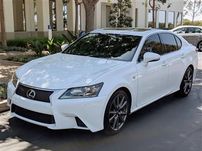 2015 Lexus GS 350 F Sport lease in Placentia,CA - Swapalease.com