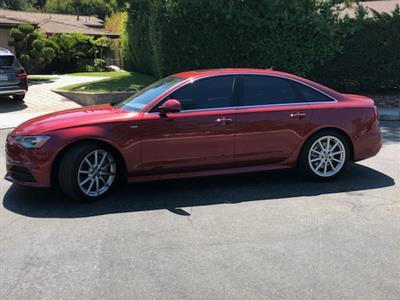 2017 Audi A6 lease in Glendale,CA - Swapalease.com