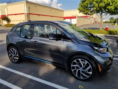 2017 BMW i3 lease in Highland Heights,OH - Swapalease.com