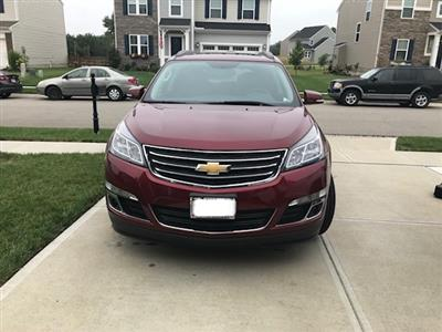 2017 Chevrolet Traverse lease in Harrison,OH - Swapalease.com