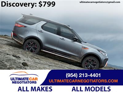 2019 Land Rover Discovery lease in Fort Lauderdale,FL - Swapalease.com