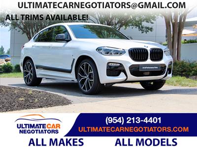 2019 BMW X4 lease in Fort Lauderdale,FL - Swapalease.com