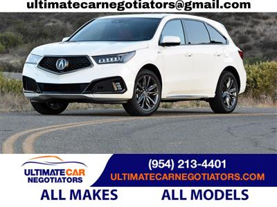 2019 Acura MDX lease in Fort Lauderdale,FL - Swapalease.com