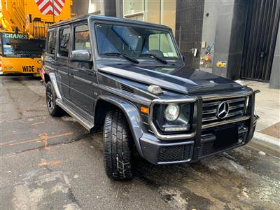 2017 Mercedes-Benz G-Class lease in New York,NY - Swapalease.com