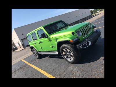 2018 Jeep Wrangler Unlimited lease in Madison Height,MI - Swapalease.com
