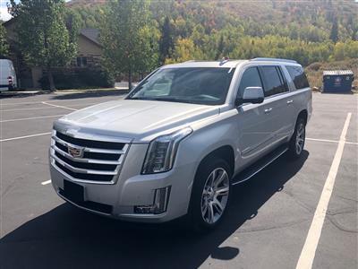 2016 Cadillac Escalade lease in Park City,UT - Swapalease.com