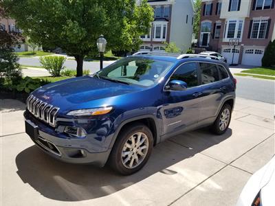 2018 Jeep Cherokee lease in Fallston,MD - Swapalease.com