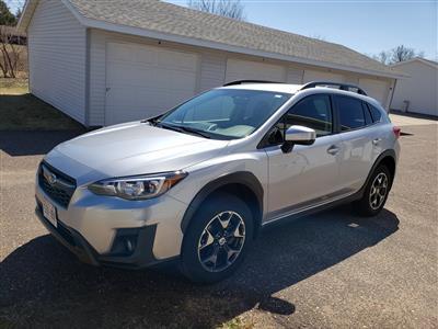 2018 Subaru Crosstrek lease in EAUCLAIRE,WI - Swapalease.com