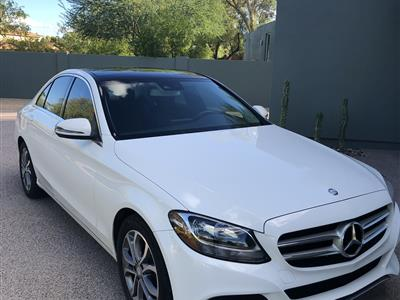 2016 Mercedes-Benz C-Class lease in Paradise Valley,AZ - Swapalease.com