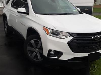 2018 Chevrolet Traverse lease in Ilion,NY - Swapalease.com