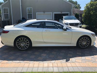 2017 Mercedes-Benz S-Class Coupe lease in Jackson,NJ - Swapalease.com