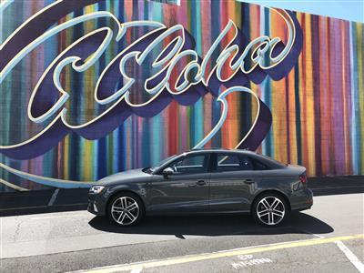2018 Audi A3 lease in Honolulu,HI - Swapalease.com