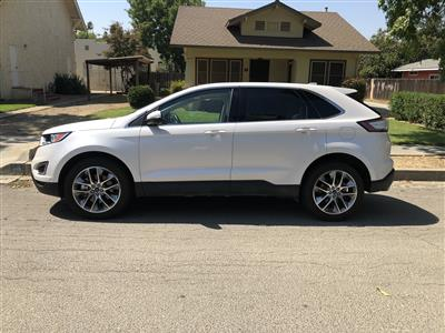 2017 Ford Edge lease in Patterson,CA - Swapalease.com