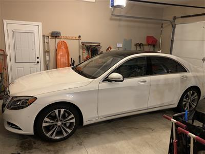 2017 Mercedes-Benz S-Class lease in Tualatin,OR - Swapalease.com