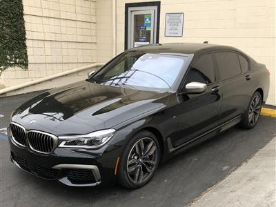 2018 BMW 7 Series lease in West Hollywood,CA - Swapalease.com