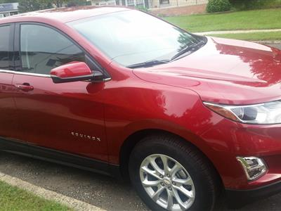 2018 Chevrolet Equinox lease in Spotswood,NJ - Swapalease.com