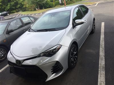2018 Toyota Corolla lease in PEABODY,MA - Swapalease.com