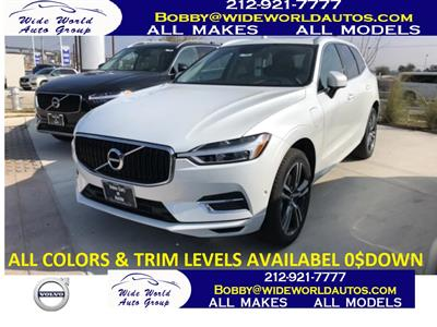 2019 Volvo XC60 lease in New York,NY - Swapalease.com