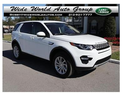 2018 Land Rover Discovery Sport lease in New York,NY - Swapalease.com