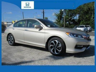 2017 Honda Accord lease in Daytona Beach,FL - Swapalease.com