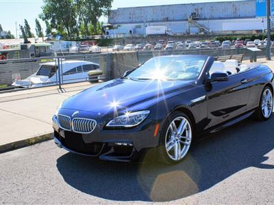2017 BMW 6 Series Lease In Boca RatonFL