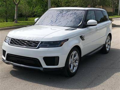 2018 Land Rover Range Rover Sport lease in Wellington,FL - Swapalease.com