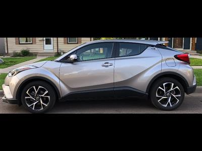 2018 Toyota C-HR lease in St. Paul,MN - Swapalease.com