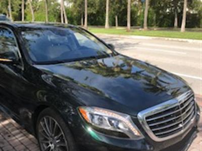 2017 Mercedes-Benz S-Class lease in Key Biscayne,FL - Swapalease.com