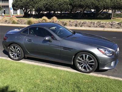 2018 Mercedes-Benz SLC Roadster lease in Alameda,CA - Swapalease.com