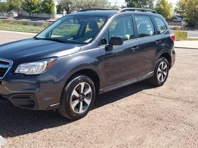2018 Subaru Forester lease in Denver,CO - Swapalease.com