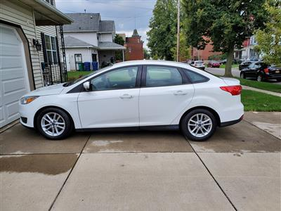 2017 Ford Focus lease in Buffalo,NY - Swapalease.com