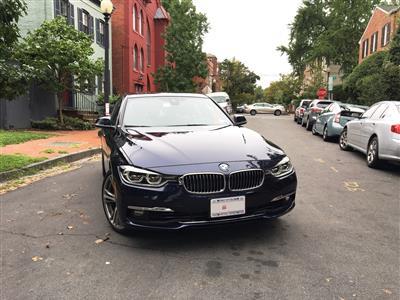 2016 BMW 3 Series lease in Washington DC,DC - Swapalease.com