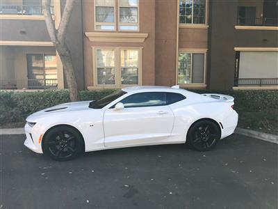2017 Chevrolet Camaro lease in SAN DIEGO,CA - Swapalease.com