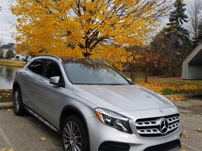 2018 Mercedes-Benz GLA SUV lease in Novi,MI - Swapalease.com