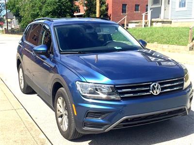 2018 Volkswagen Tiguan lease in Indianpolis ,IN - Swapalease.com