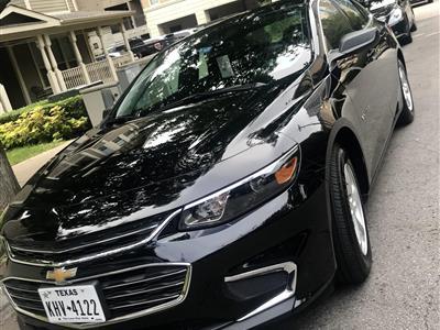 2018 Chevrolet Malibu lease in Dallas,TX - Swapalease.com