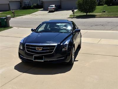 2017 Cadillac ATS lease in Champaign,IL - Swapalease.com