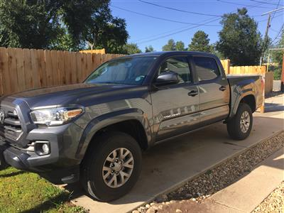 2017 Toyota Tacoma lease in Denver,CO - Swapalease.com