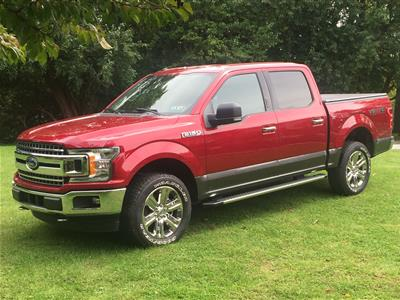2018 Ford F-150 lease in Greensburg,PA - Swapalease.com
